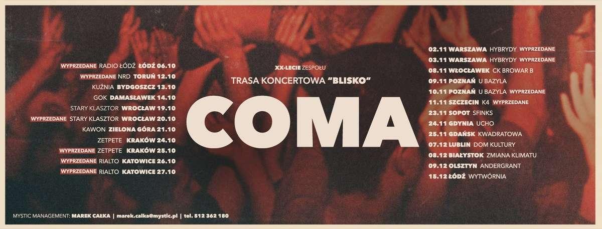 COMA w Olsztynie - full image