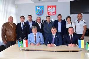 Ukraińska delegacja poznawała powiat