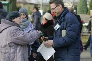 Kwesta na rzecz ratowania olsztyńskich cmentarzy
