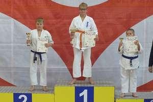 Węgorzewscy karatecy na podium w Ciechanowie
