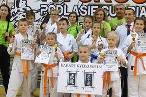Węgorzewscy wojownicy z cennymi medalami