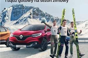 Zimówki czekają na ciebie w Renault