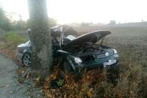 Tragedia na drodze. Zginęli dwaj młodzi mężczyźni