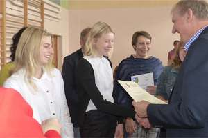 115 najlepszych uczniów z Gminy Iława otrzymało stypendia naukowe [ZOBACZ ZDJĘCIA]