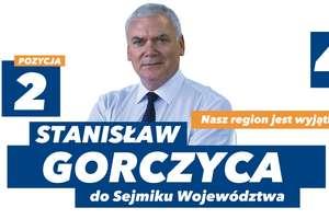 Priorytety Stanisława Gorczycy dla Iławy