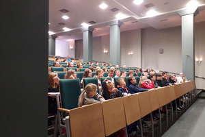 Warmińsko-Mazurski Uniwersytet Młodego Odkrywcy znów wystartował