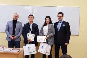Najlepsi w Konkursie Wiedzy o Regionie Warmińsko-Mazurskim