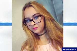 Zaginęła 16-letnia Julia. Dziewczyna może przebywać na terenie Olsztyna