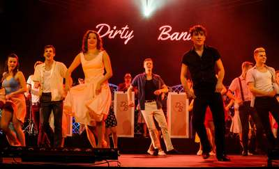 DIRTY DANCING MUSIC & DANCE SHOW