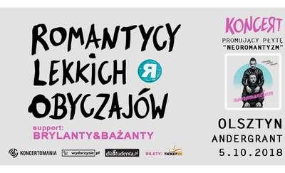 Romantycy Lekkich Obyczajów w Olsztynie