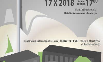 Wernisaż poezji Wojciecha Hieronymusa Borkowskiego