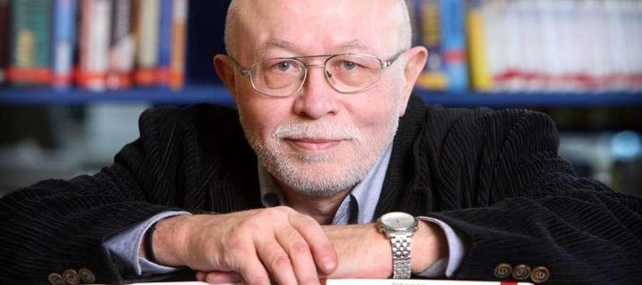 Wiesław Gałązka, specjalista od marketingu politycznego