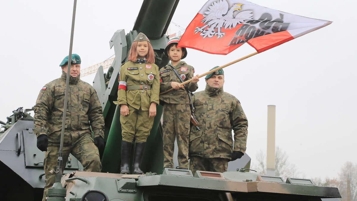 Świętujemy Niepodległą! Sprawdź wydarzenia w Olsztynie [ZDJĘCIA] - full image