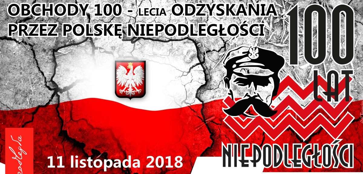 Piskie Obchody 100-lecia Odzyskania przez Polskę Niepodległości - full image