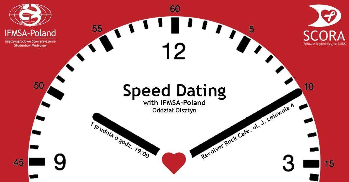 Speed Dating, czyli szybkie randki w Olsztynie  - full image