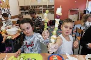 Zdrowe śniadanie w szkole w Bezledach