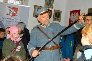 Wizyta w Izbie Pamięci Marszałka Józefa Piłsudskiego