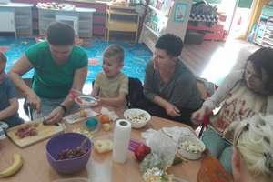 Kuchcikowo, czyli wspólne przyrządzanie potraw dzieci z rodzicami