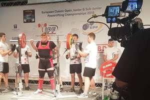 Niezłe wyniki Tomka na mistrzostwach w Kownie