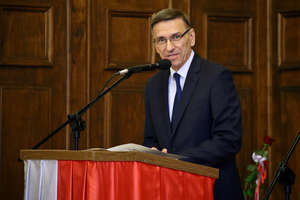 Piotr Grzymowicz zaprzysiężony na prezydenta [RELACJA, ZDJĘCIA]