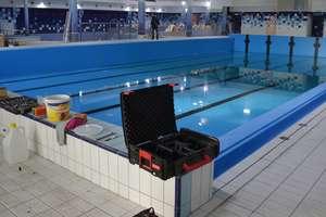 O pływaniu w basenie na razie ostródzianie mogą zapomnieć