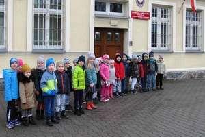 Przedszkolaki z wizytą w Policji