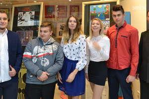 Sukces młodych grafików z Zespołu Szkół Zawodowych w Kurzętniku
