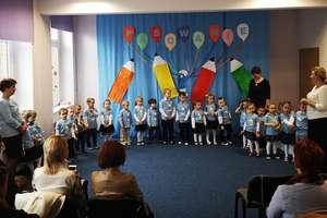 Pasowanie na przedszkolaka i starszaka w przedszkolu w Tereszewie