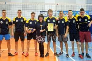 Drużyna chłopców ZSLiZ mistrzem powiatu