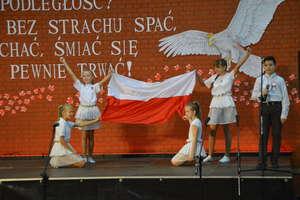 100 lat niepodległości w Szkole Podstawowej w Górowie Iławeckim