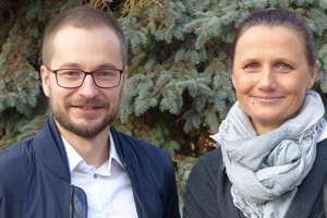 Dawid Kopaczewski przedstawił wiceburmistrz Iławy. Będzie nią Dorota Kamińska