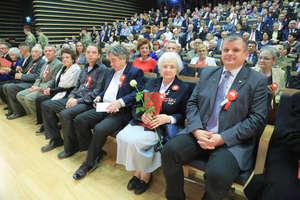 W Olsztynie odbyła się uroczysta gala z okazji 100-lecia odzyskania niepodległości [ZDJĘCIA]