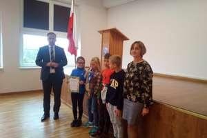 Zawody matematyczno – sportowe dla uczniów klas czwartych