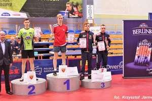 Szymon Kolasa drugi w turnieju II Grand Polski juniorów [zdjęcia]