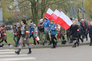 Obchody 100 lat niepodległości Polski w Bisztynku
