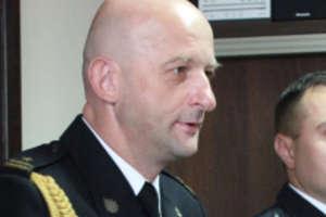 Zastępca komendanta straży pożarnej uratował sąsiada