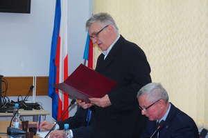 Michał Struzik Przewodniczącym Rady Powiatu Działdowskiego