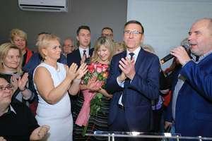 Zdecydowane zwycięstwo Piotra Grzymowicza [ RELACJA NA ŻYWO]