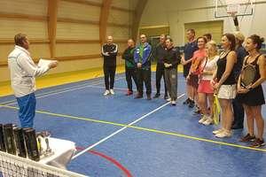 Bartoszycki zawodnik zwyciężył w tenisowej lidze w Lidzbarku Warmińskim