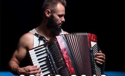 Witek Muzyk Ulicy ponownie w Olsztynie