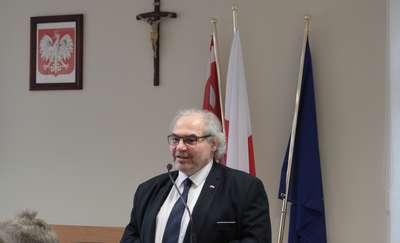Jan Zbigniew Nadolny, starosta powiatu bartoszyckiego