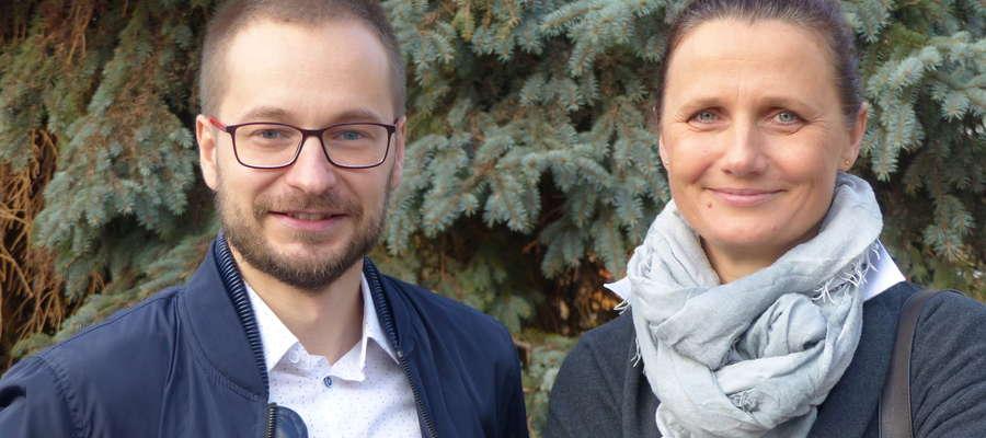 Wybrany przez iławian na burmistrza Dawid Kopaczewski przedstawił panią wiceburmistrz. Będzie nią Dorota Kamińska