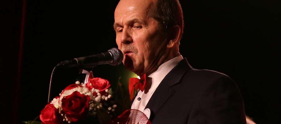 Stanisław Kożuchowski, nauczyciel iławskiego Żeromka od 30 lat patronuje uroczystościom patriotycznym w szkole