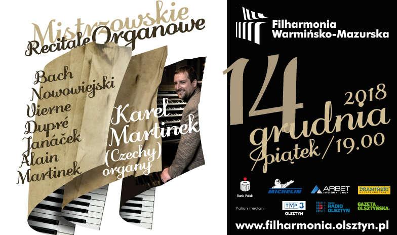 Mistrzowski Recital Organowy w Filharmonii - full image