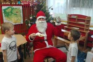 Bezledy. Mikołaj w przedszkolu
