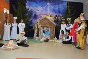 Jasełka w szkole w Sokolicy