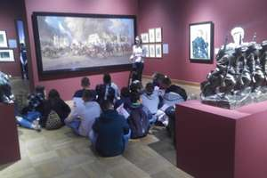 Lekcja historii, sztuki i patriotyzmu