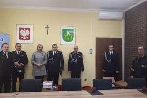Strażacy z gminy Barciany z nowym sprzętem