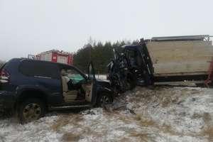Kolejna tragedia na drodze. Nie żyje 21-letni mężczyzna [ZDJĘCIA]