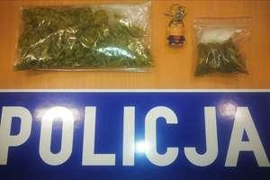 Nieletni i jego 18-letni kolega zatrzymani za posiadanie narkotyków